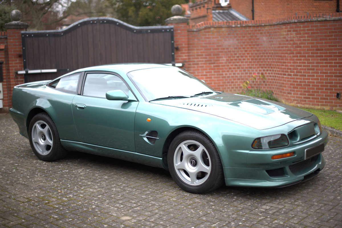 2000 Aston Martin Le Mans V600 For Sale (picture 10 of 17)