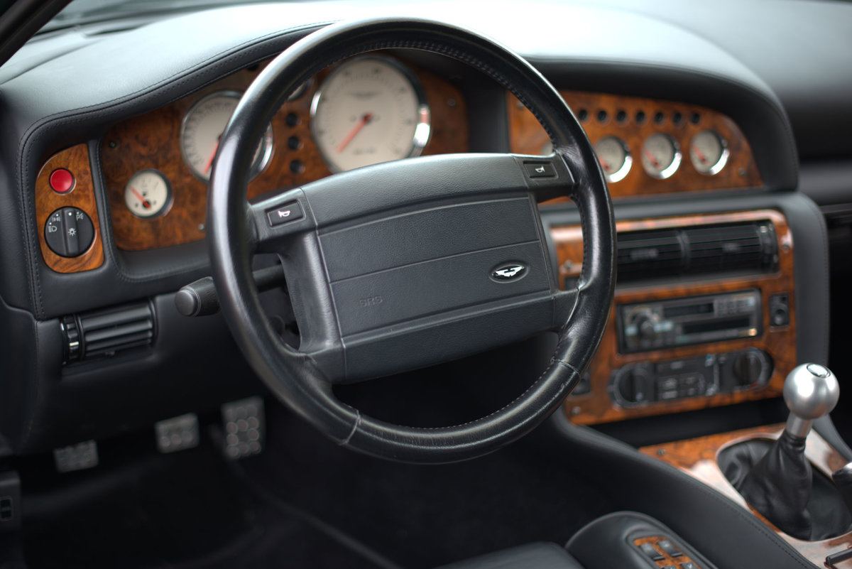 2000 Aston Martin Le Mans V600 For Sale (picture 11 of 17)