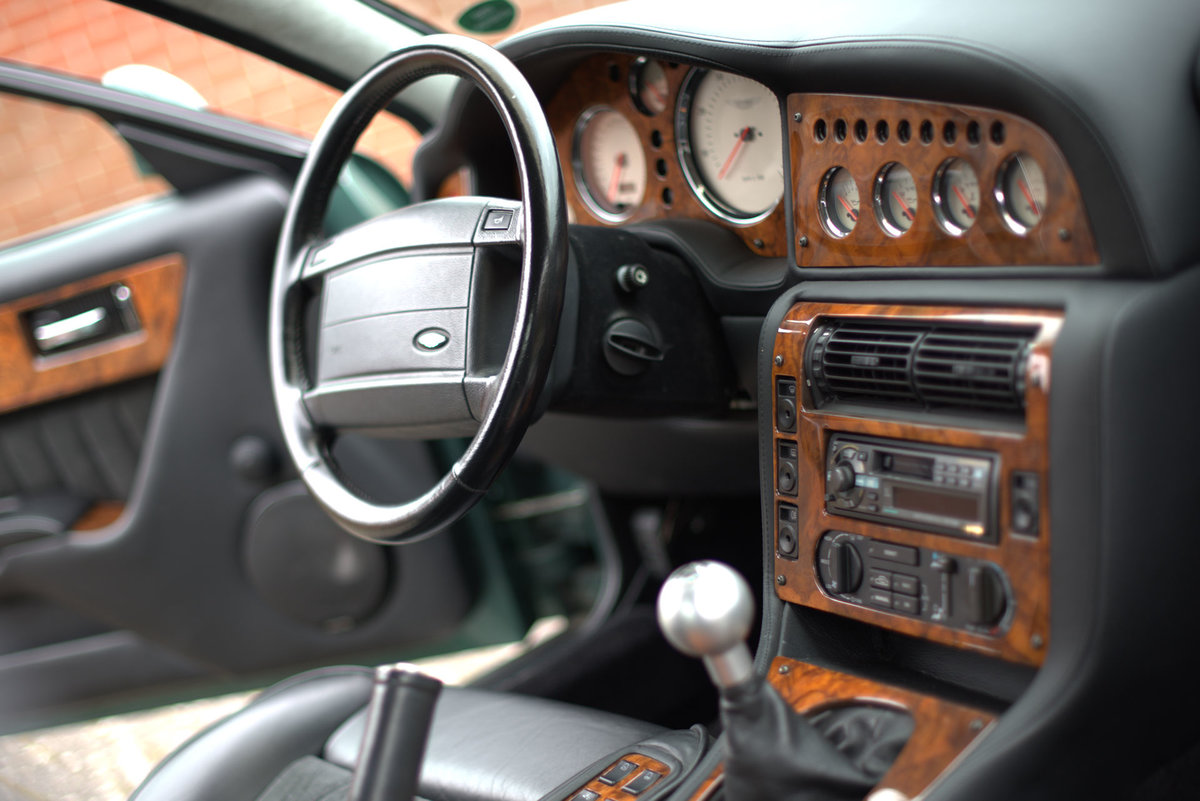 2000 Aston Martin Le Mans V600 For Sale (picture 13 of 17)