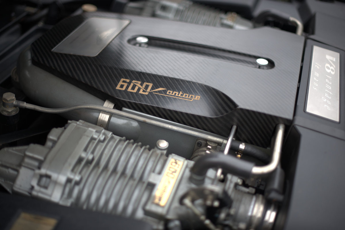 2000 Aston Martin Le Mans V600 For Sale (picture 16 of 17)