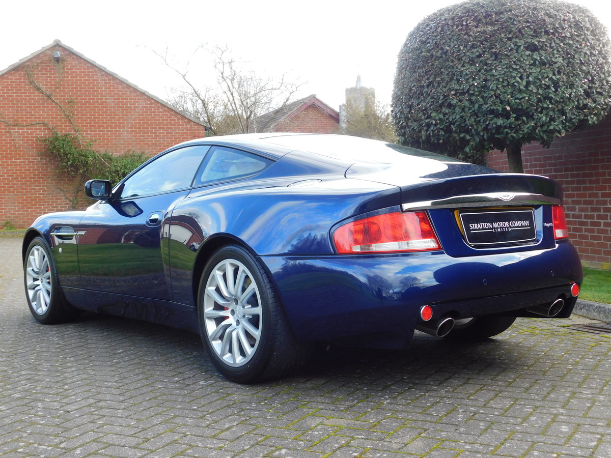 2003 Aston Martin Vanquish For Sale (picture 3 of 13)