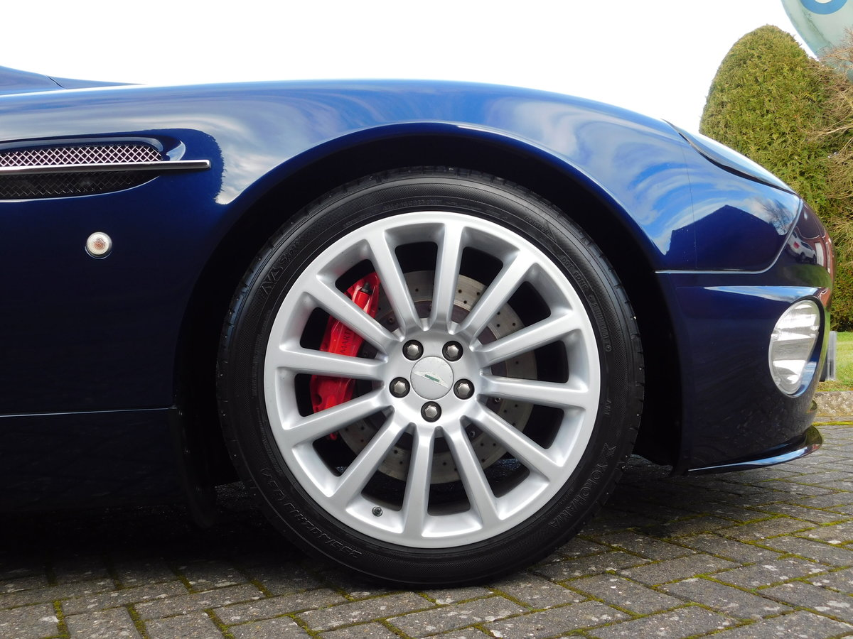 2003 Aston Martin Vanquish For Sale (picture 4 of 13)
