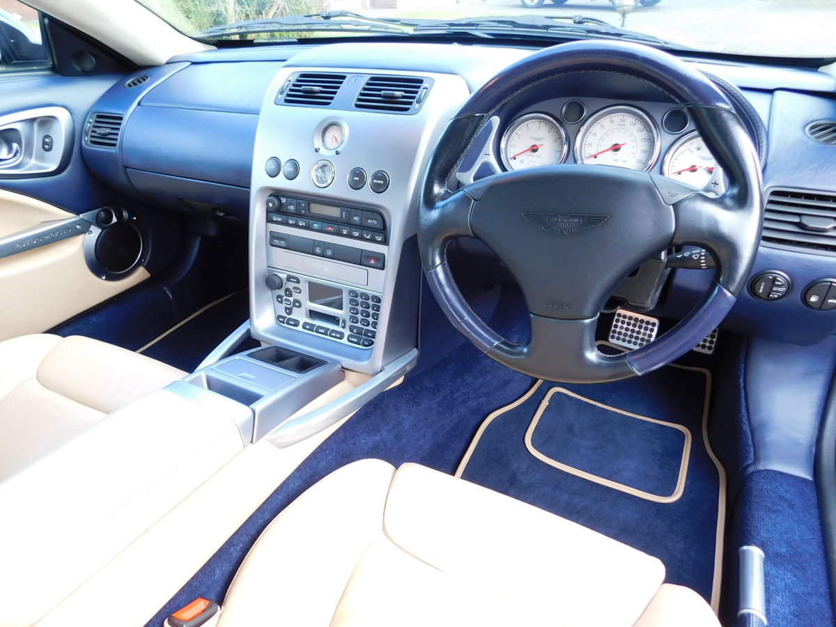 2003 Aston Martin Vanquish For Sale (picture 5 of 13)