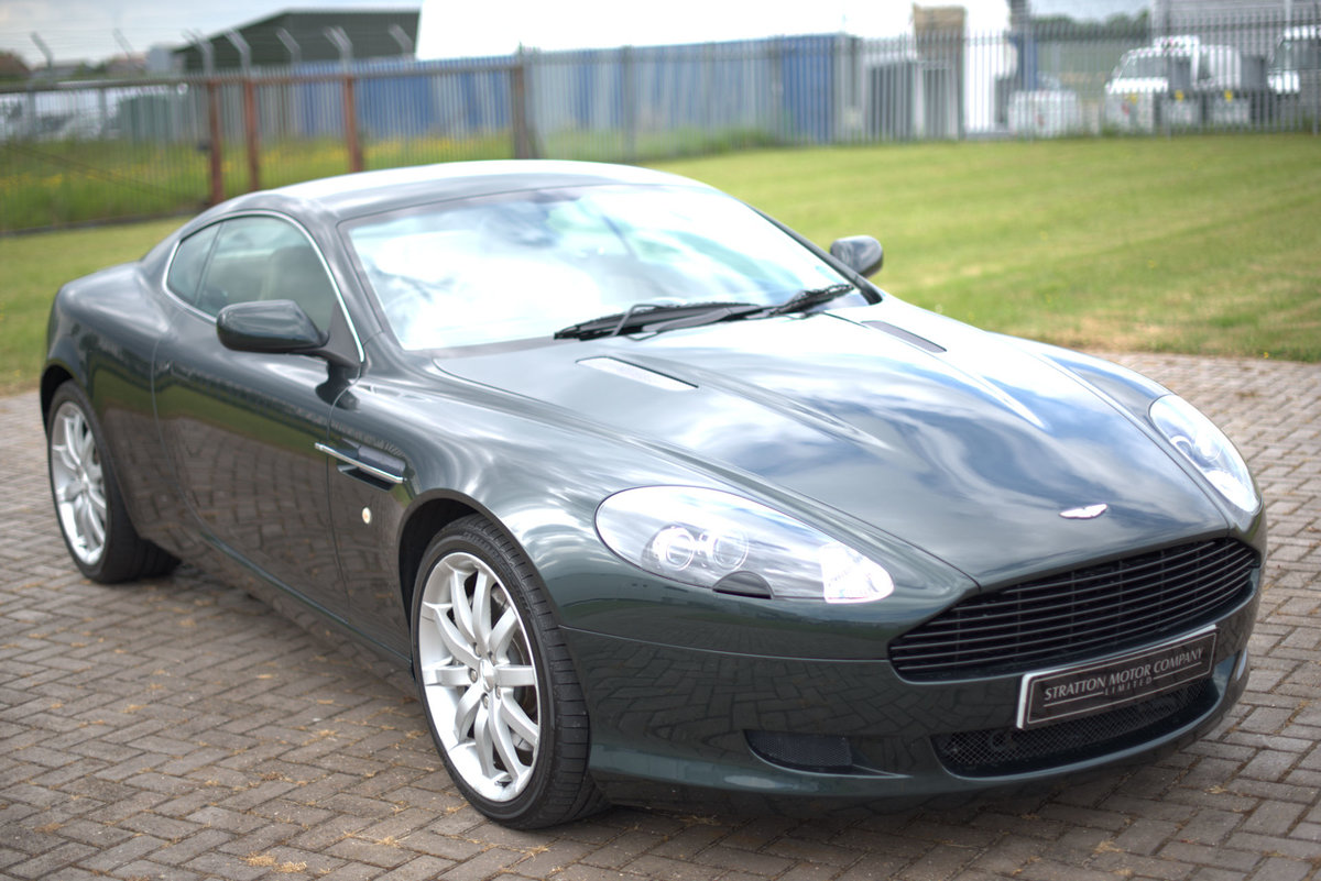 2005 Aston Martin DB9 5.9 litre Sequential Auto For Sale (picture 1 of 14)
