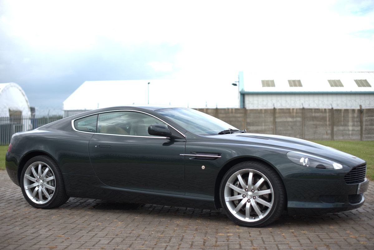 2005 Aston Martin DB9 5.9 litre Sequential Auto For Sale (picture 2 of 14)