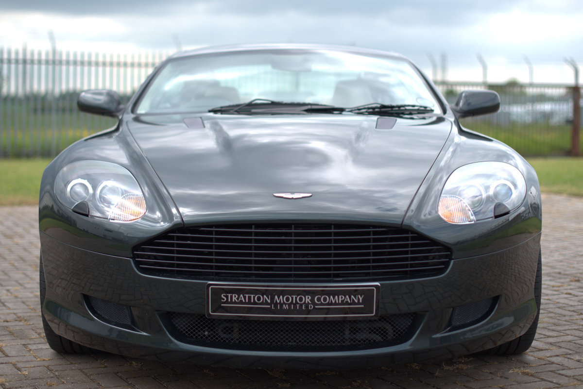 2005 Aston Martin DB9 5.9 litre Sequential Auto For Sale (picture 4 of 14)