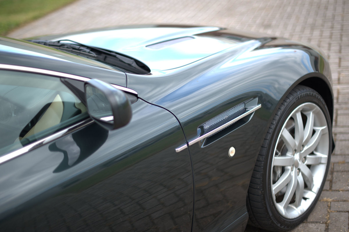 2005 Aston Martin DB9 5.9 litre Sequential Auto For Sale (picture 5 of 14)