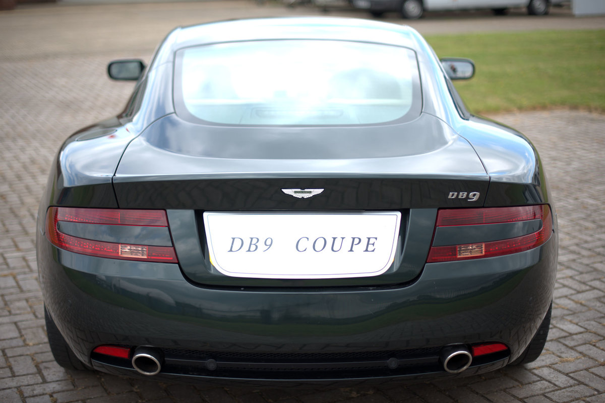 2005 Aston Martin DB9 5.9 litre Sequential Auto For Sale (picture 6 of 14)