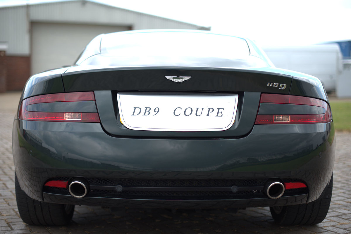2005 Aston Martin DB9 5.9 litre Sequential Auto For Sale (picture 7 of 14)