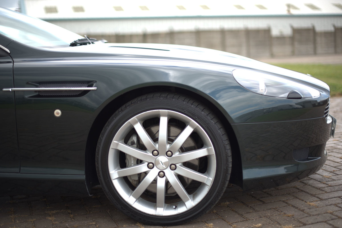 2005 Aston Martin DB9 5.9 litre Sequential Auto For Sale (picture 8 of 14)