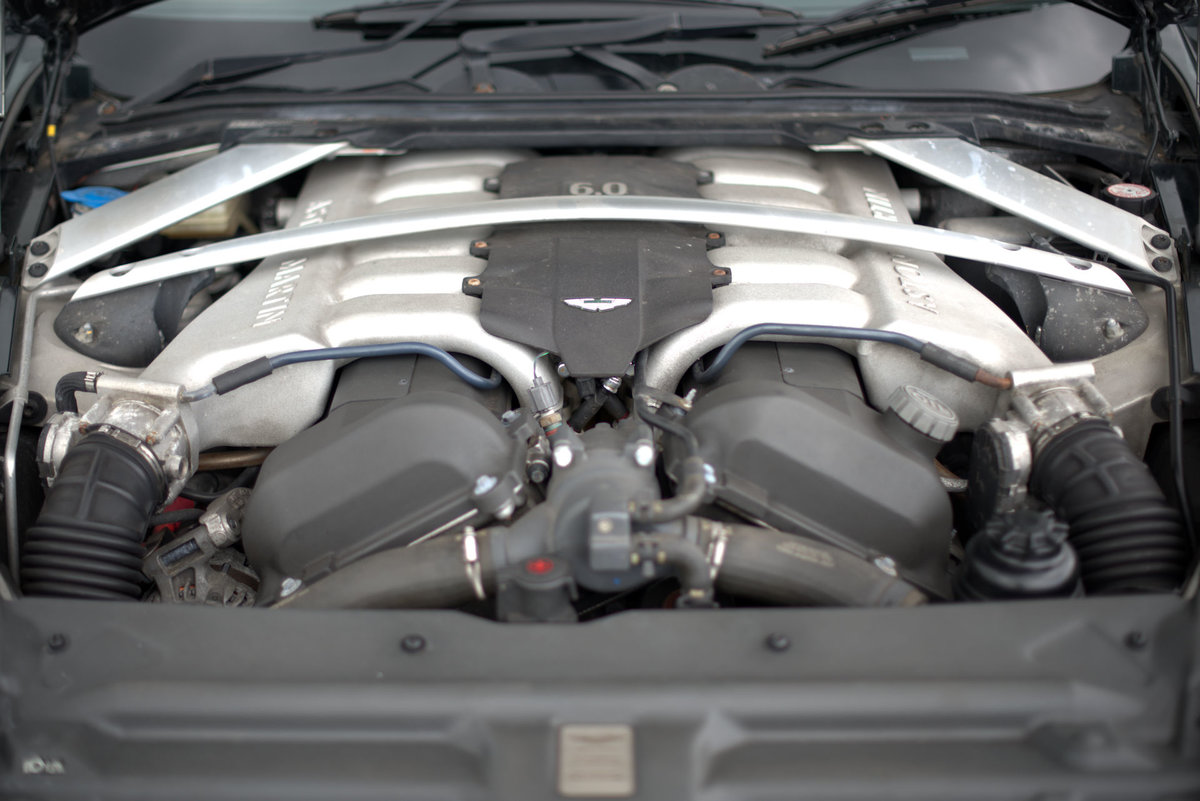 2005 Aston Martin DB9 5.9 litre Sequential Auto For Sale (picture 14 of 14)