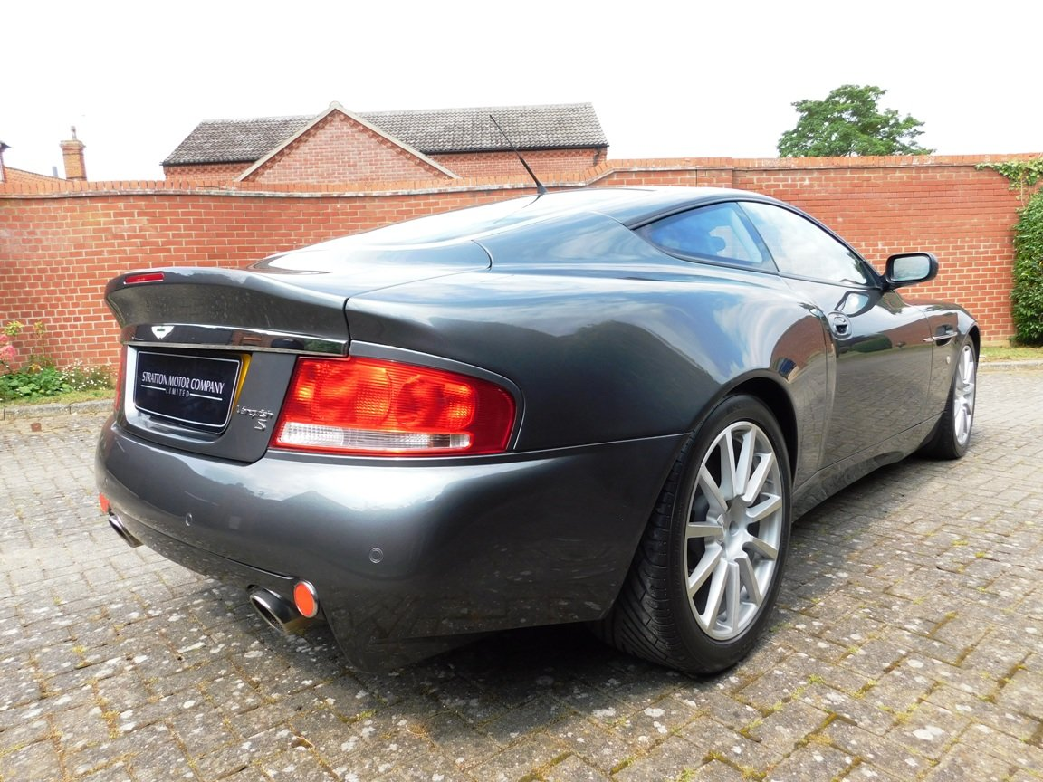 2006 Low Mileage Aston Martin Vanquish S For Sale (picture 6 of 11)
