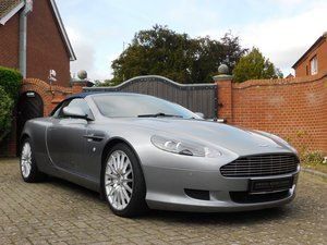 2007 Aston Martin DB9 Volante (SOLD)