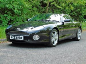 Aston Martin DB7 5.9 GTA 2dr EXCEPTIONAL AND RARE GTA
