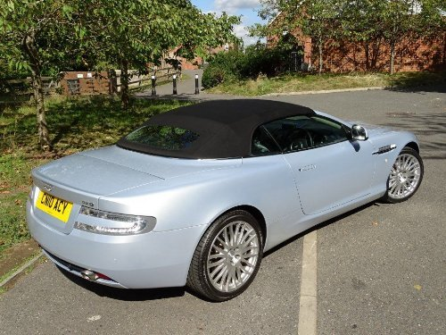 2010 Aston Martin DB9 6.0 Volante Touchtronic 2dr *A VERY EYE CAT For Sale (picture 7 of 10)