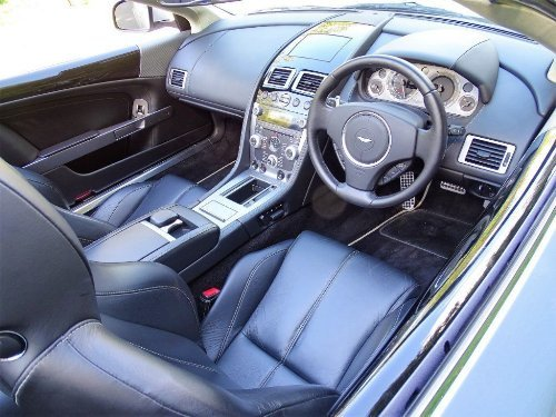 2010 Aston Martin DB9 6.0 Volante Touchtronic 2dr *A VERY EYE CAT For Sale (picture 8 of 10)