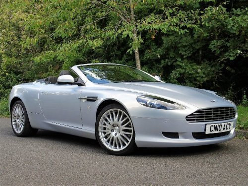 2010 Aston Martin DB9 6.0 Volante Touchtronic 2dr *A VERY EYE CAT For Sale (picture 1 of 10)