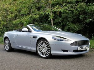2010 Aston Martin DB9 6.0 Volante Touchtronic 2dr *A VERY EYE CAT