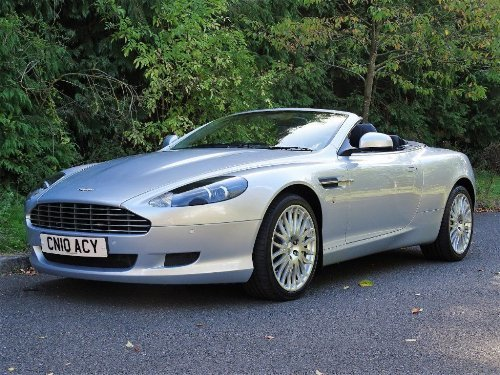 2010 Aston Martin DB9 6.0 Volante Touchtronic 2dr *A VERY EYE CAT For Sale (picture 2 of 10)