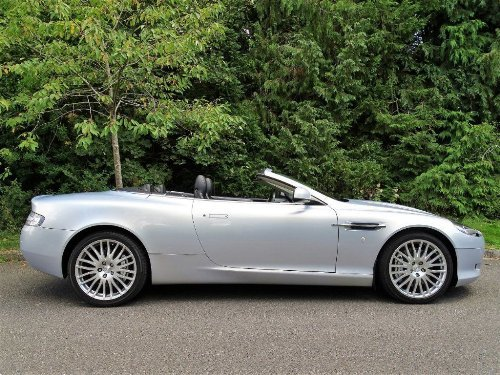 2010 Aston Martin DB9 6.0 Volante Touchtronic 2dr *A VERY EYE CAT For Sale (picture 4 of 10)