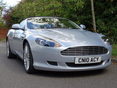 2010 Aston Martin DB9 6.0 Volante Touchtronic 2dr *A VERY EYE CAT For Sale (picture 5 of 10)