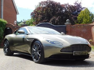 2016 Aston Martin DB11 5.2L V12 Launch Edition