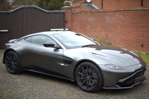 2019 Aston Martin V8 Vantage For Sale