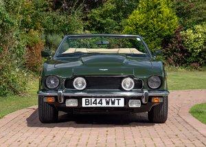 1985 Aston Martin V8 Volante