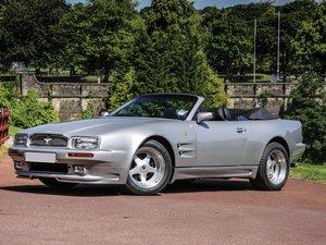 1995 Aston Martin Virage Volante Diamond Jubilee  For Sale by Auction