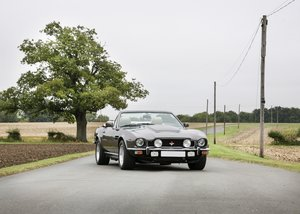 1984 Aston Martin V8 Vantage Volante with Manual Conversion
