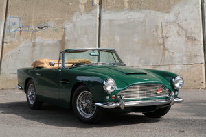 ??1962 Aston Martin DB4C Convertible Series IV SS #21965
