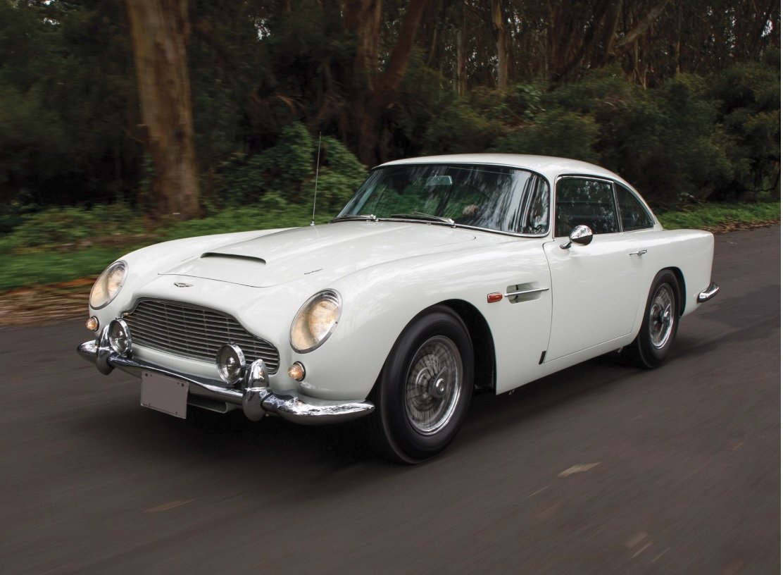 1964 Aston Martin DB5 For Sale (picture 1 of 5)
