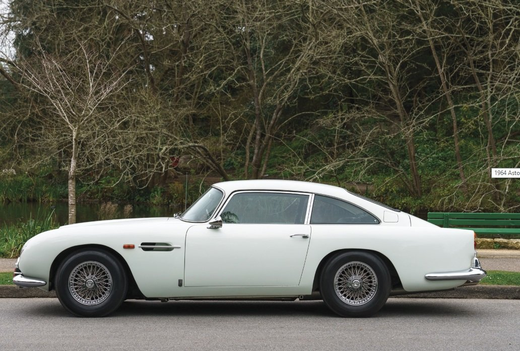 1964 Aston Martin DB5 For Sale (picture 2 of 5)