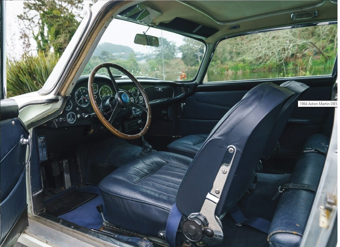 1964 Aston Martin DB5 For Sale (picture 4 of 5)