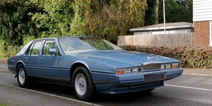 1986 Aston Martin Lagonda rare Series 3 restored For Sale