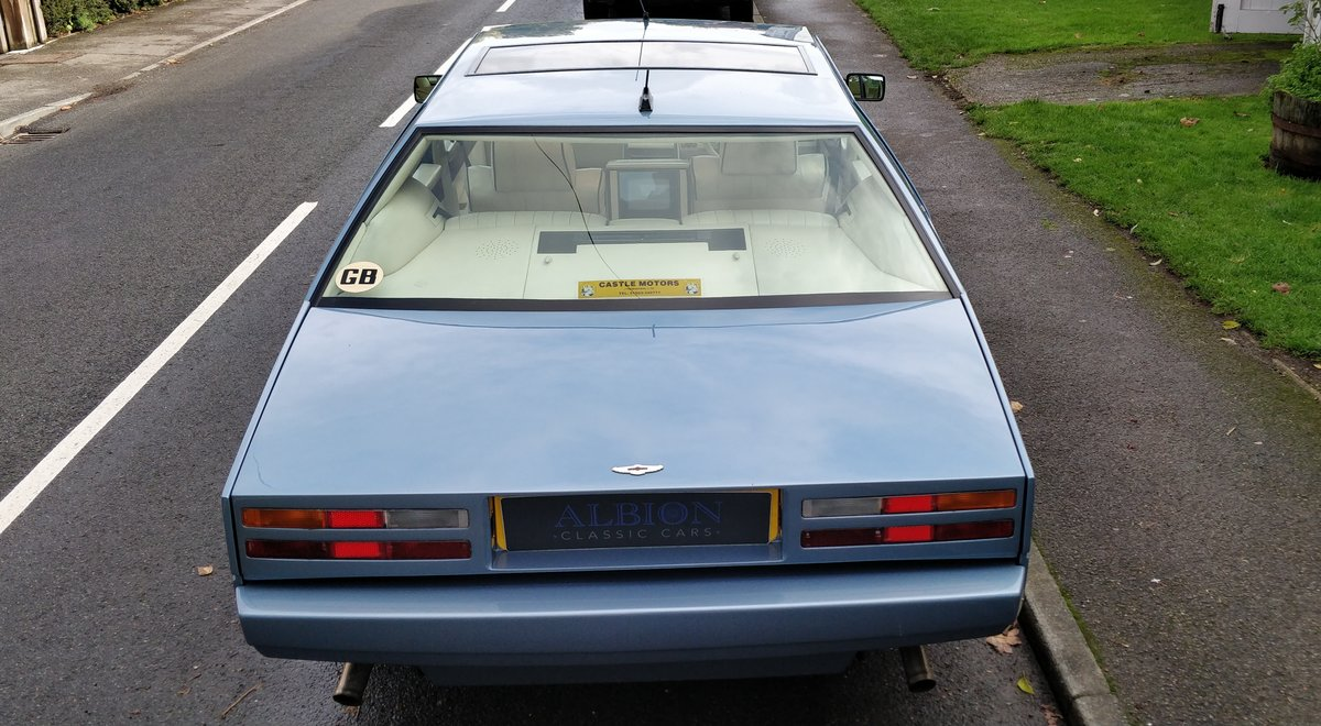 1986 Aston Martin Lagonda rare Series 3 restored For Sale (picture 4 of 6)