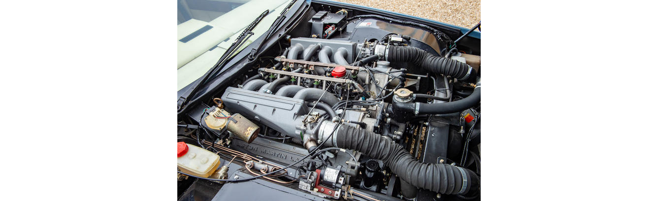 1986 Aston Martin Lagonda rare Series 3 restored For Sale (picture 5 of 6)