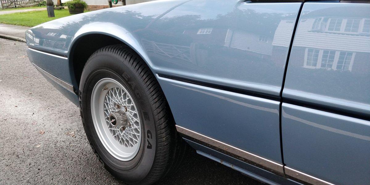 1986 Aston Martin Lagonda rare Series 3 restored For Sale (picture 6 of 6)