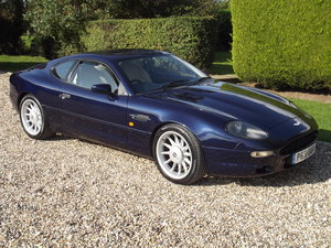 1996 Aston Martin DB7 in best colour combination For Sale