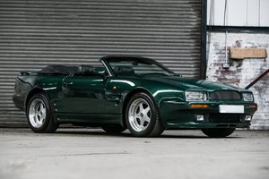 1994 Aston Martin Virage 'Widebody' Volante (6.3-litre) For Sale