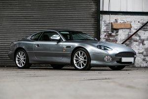 2003 Aston Martin DB7 Vantage V12 Manual For Sale