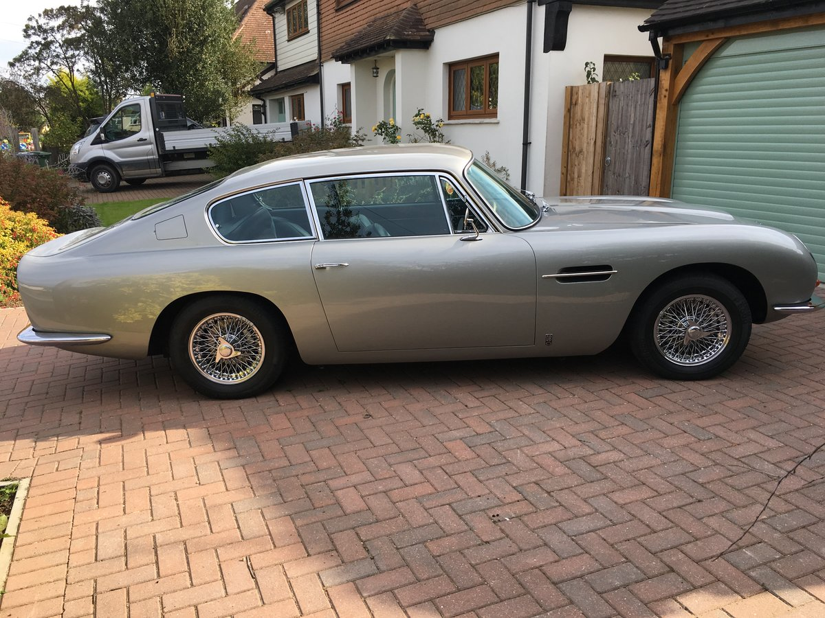 Aston Martin DB6 Series 1 For Sale (picture 1 of 6)