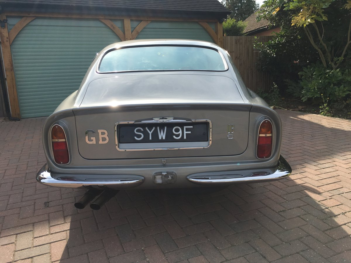 Aston Martin DB6 Series 1 For Sale (picture 4 of 6)