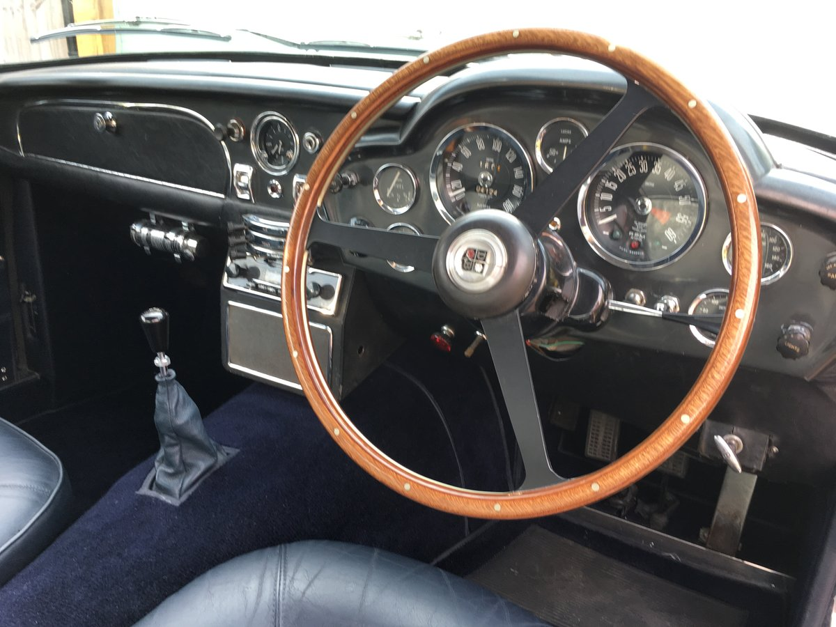 Aston Martin DB6 Series 1 For Sale (picture 5 of 6)