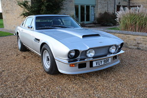 1977 ASTON MARTIN V8 (WEBER CARBS) FIVE SPEED MANUAL For Sale
