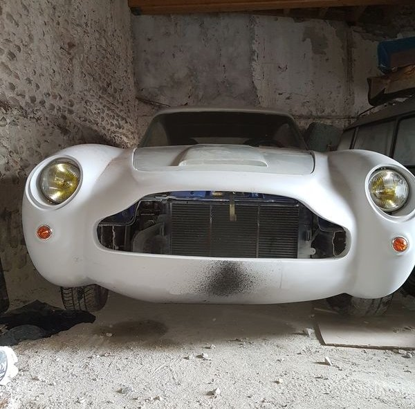 1964 DB5 Replica Project For Sale