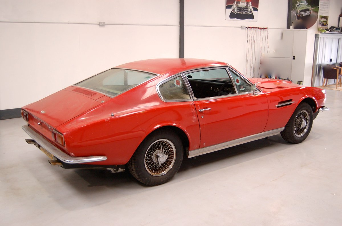 1970 Aston Martin DBS PROJECT SOLD (picture 2 of 6)
