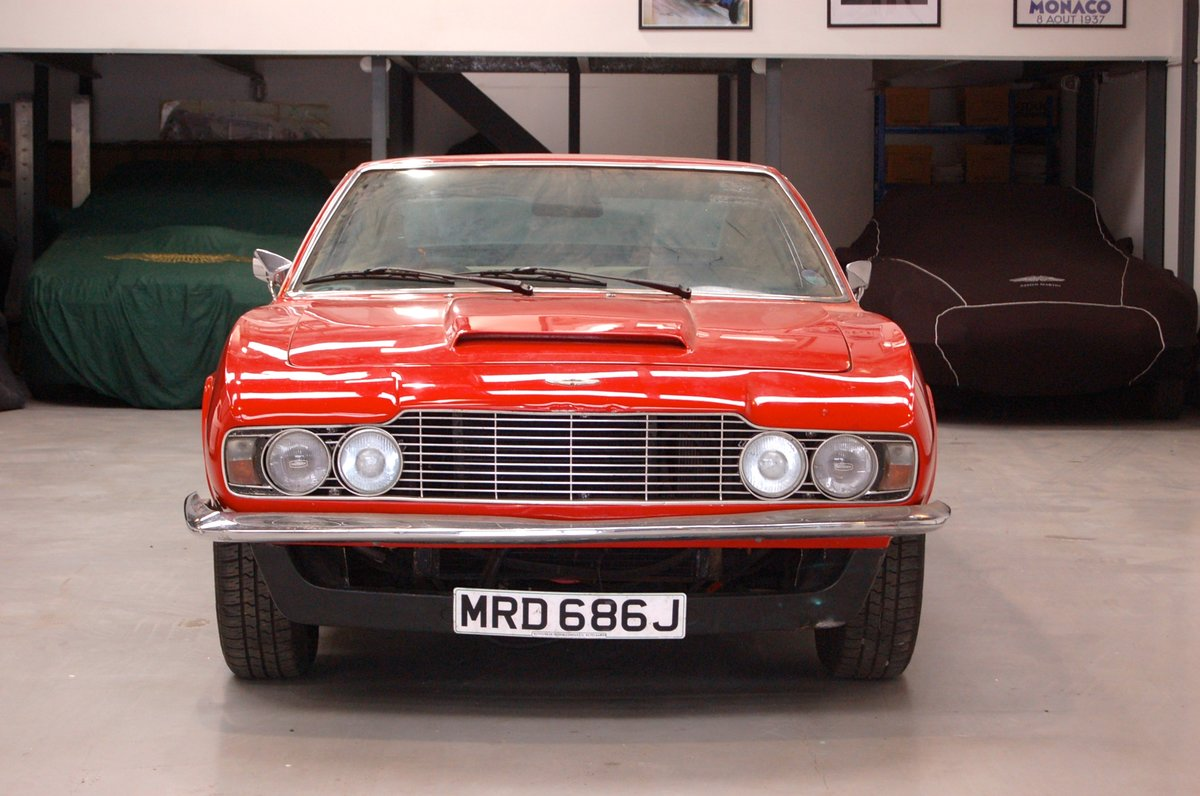 1970 Aston Martin DBS PROJECT SOLD (picture 6 of 6)