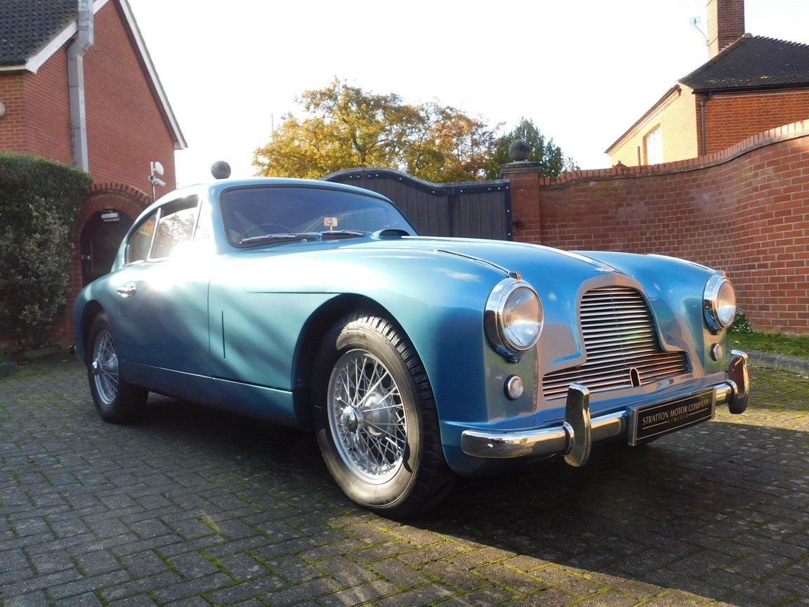 1954 Aston Martin DB2/4 For Sale (picture 1 of 15)