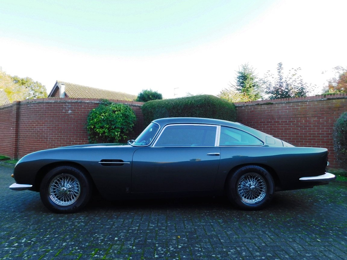 1965 Aston Martin DB5 For Sale (picture 4 of 13)